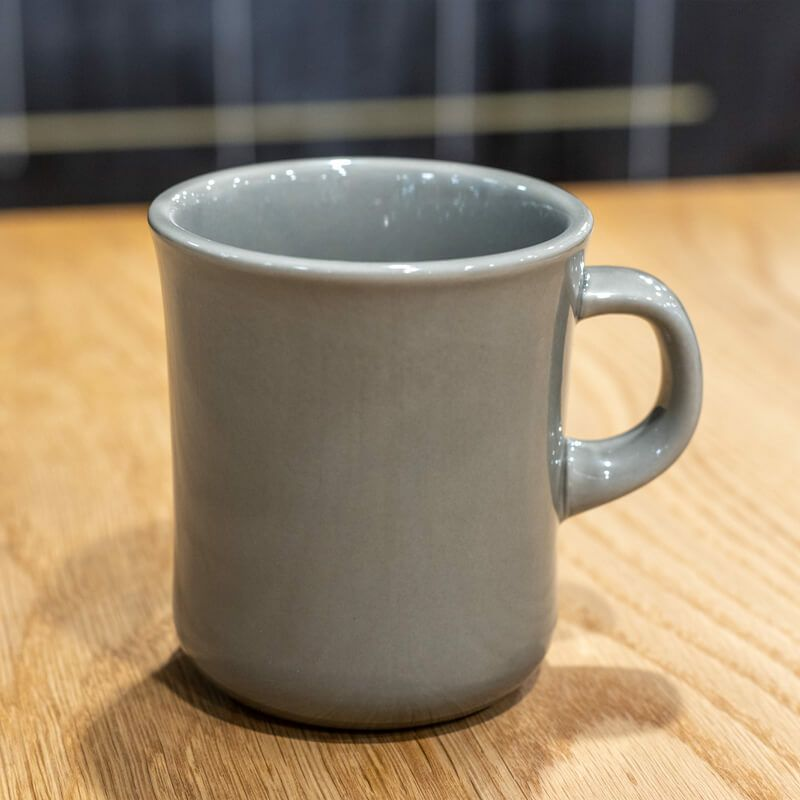 KINTO/キントー SLOW COFFEE STYLE (SCS) マグ 400ml グレー