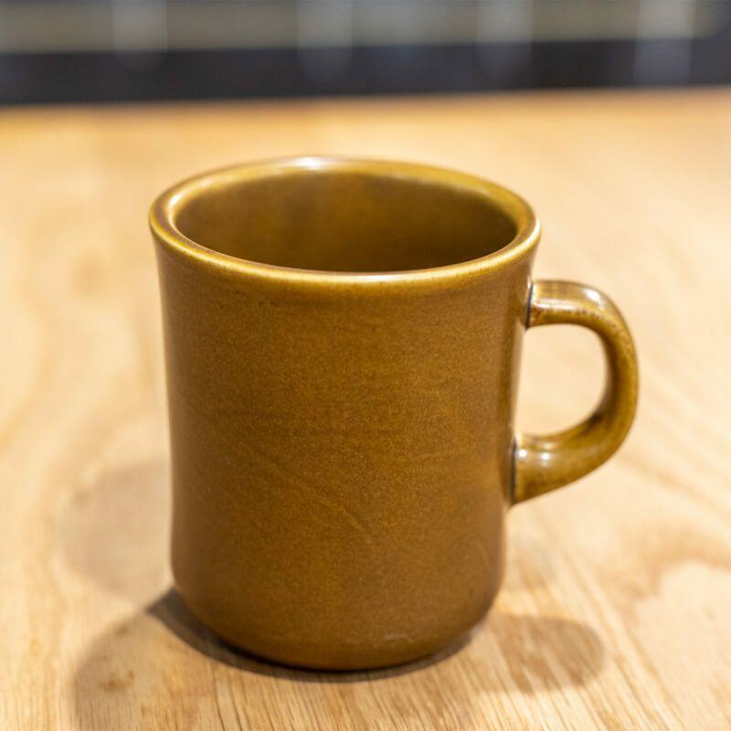 KINTO/キントー SLOW COFFEE STYLE (SCS) マグ 400ml ブラウン