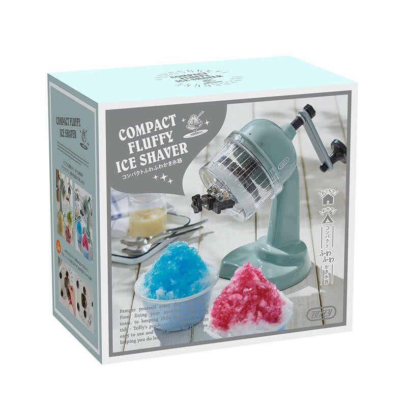 Toffy/トフィー コンパクトかき氷器