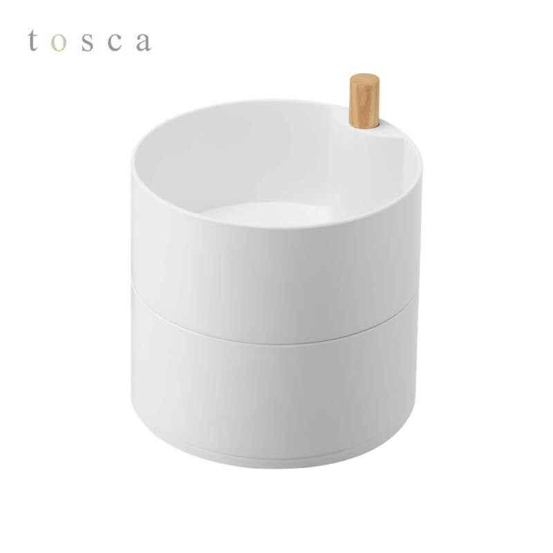tosca/トスカ アクセサリートレー深型